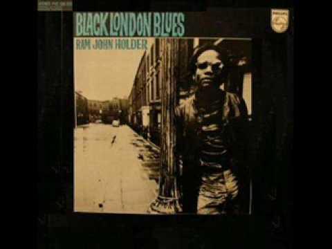 Ram John Holder Too Much Blues (1969)