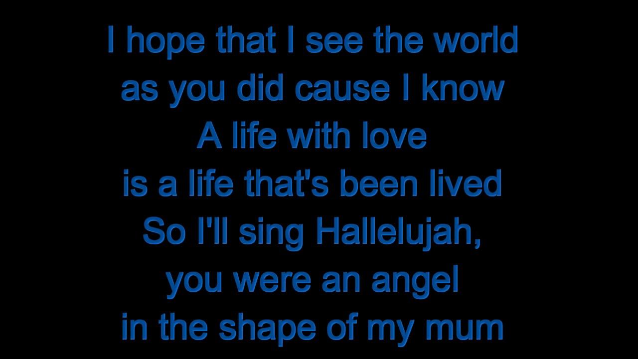 Ed Sheeran Supermarket Flowers Lyrics Hd Youtube