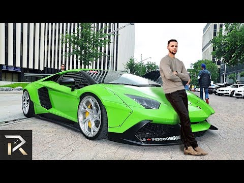 Cover Lagu 10 Ridiculous Expensive Things Stephen Curry Owns stafamp3