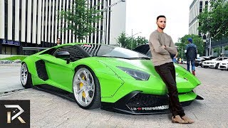 10 Ridiculous Expensive Things Stephen Curry Owns