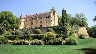 A vendre château XVIIème dominant la vallée de la Dordogne