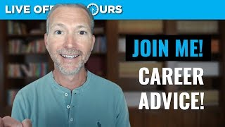 Career Advice: Live Office Hours with Andrew LaCivita