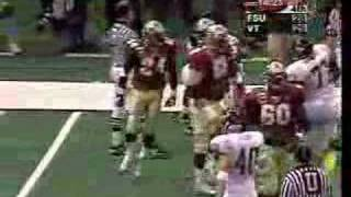 Florida State wins the national title