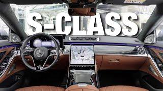 CERITA TENTANG MOBIL TERBAIK   Mercedes-Benz S-Class