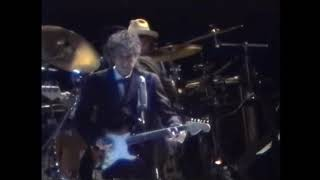Bob Dylan Silvio LIVE 19 May 1998 San Jose Calf