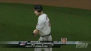 Major League Baseball 2K6 Xbox 360 Gameplay - Baseball