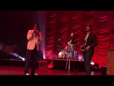 Mississippi Kisses by Leon Bridges @ Fillmore Miami on 9/13/16
