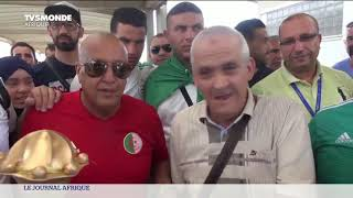 #CAN2019 : l'Algérie au sommet de l'Afrique, championne d'Afrique de football face au Sénégal