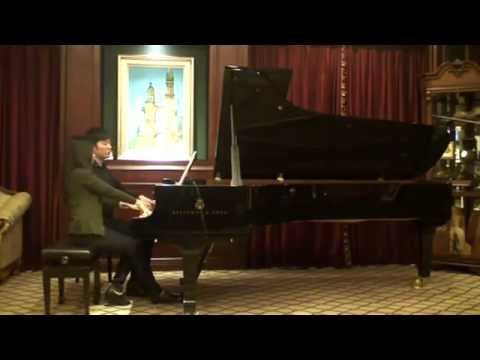 Slavonic Dance in e Minor for Piano 4 Hands, Op. 72, No. 2 (10)