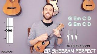 Baixar Perfect - Ed Sheeran (Ukulele Tutorial)