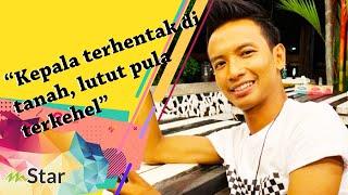 """Download lagu """"Kepala terhentak di tanah"""" - Vokalis Azarra Band alami 'short term memory loss'"""