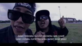 PENDHOZA - SABAR KELARA LARA (LIRIK VIDEO) ORIGINAL