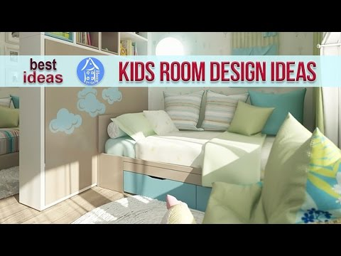 Kids Room Design Ideas The Best Design Solutions