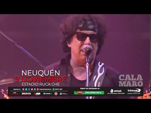 Andrés Calamaro - Fedorco Producciones