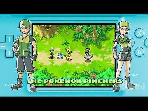 Pokemon Ranger: Guardian Signs DS - E3 2010: Trailer