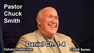 27 Daniel 1-4 - Pastor Chuck Smith - C2000 Series