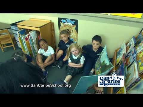 San Carlos School, Diocese of Monterey