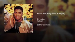 Final Warning (feat. Aaliyah)