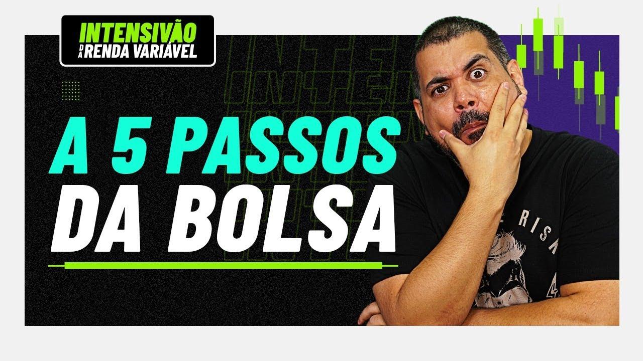 Download COMO GANHAR DINHEIRO NA BOLSA: 5 LIÇÕES para começar a INVESTIR AGORA - INTENSIVÃO AULA #BÔNUS
