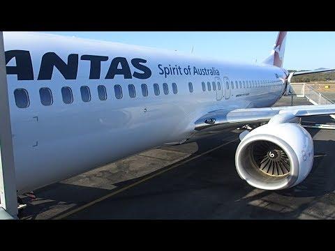 Qantas Economy Gold Coast To Sydney Flight Review