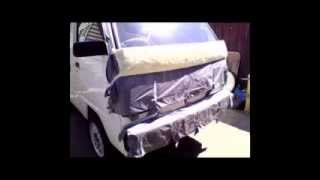 Suzuki Carry body kit Part 2