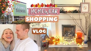 COME AUTUMN HOMEWARE SHOPPING WITH US + AUTUMN DECOR HOUSE TOUR