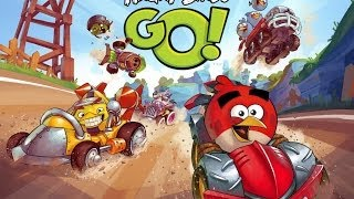 ANGRY BIRDS GO 1,O,1  UNLIMTED MONEY OFFLINE/NOROT