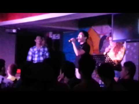 Go the Distance by Timmy Pavino  @ Rapture Cafe Bar