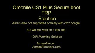 CM2 Secure Boot Error Fix Solution tested 1000% - Простые
