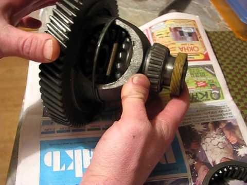 Как залить масло мкпп пежо 207 - YouTube