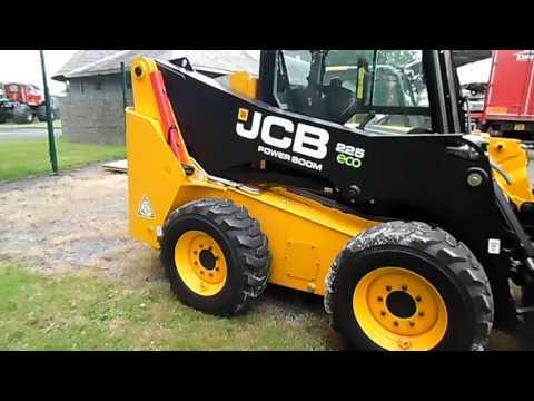 JCB POWERBOOM 225 ECO