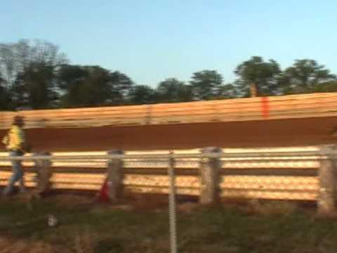 Selinsgrove Speedway 358 Sprint Car Highlights 5-05-12