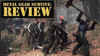 Metal Gear Survive: review and some thoughts