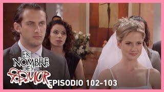 En nombre del amor: La boda de Romina con Emiliano podría posponerse | Capítulo 102 y 103