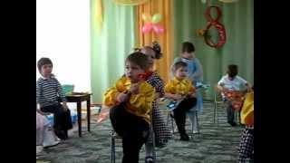 Девушки фабричные (детский сад)