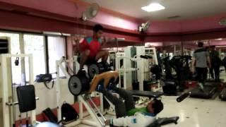 Kdmc gym thaies 400kg ( dombivli.E )