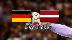 Handball-EM 2020: Deutschland - Lettland im Live-Ticker - Dem DHB-Team droht ein Horrorszenario