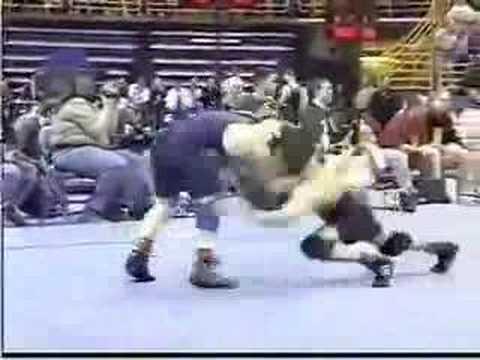 2000 NCAA: Steve Garland (Virginia) vs TJ Hill (CS...