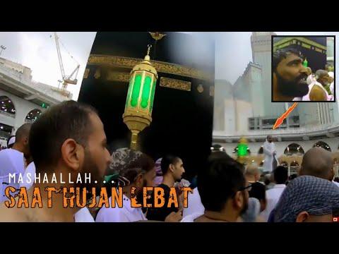 Makkah Di Guyur Hujan Lagi Selasa 25 Feb 2020 (semoga Bukan Pertanda  AD DUKHON)