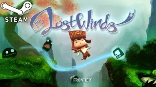 LostWinds Gameplay - Steam PC Version
