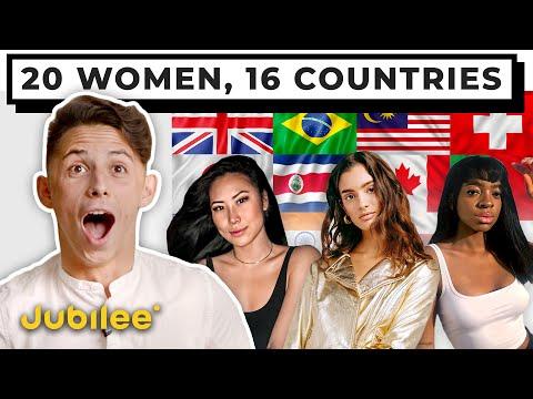 Dating 20 Women From Around the World