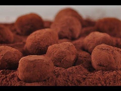 Chocolate Truffles (Classic Version) - Joyofbaking.com