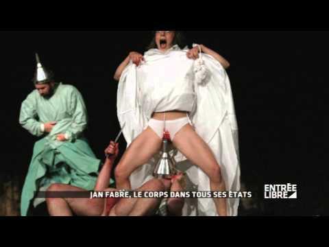 """Jan Fabre : spectacle """"Preparation Mortis"""" - Entrée Libre"""