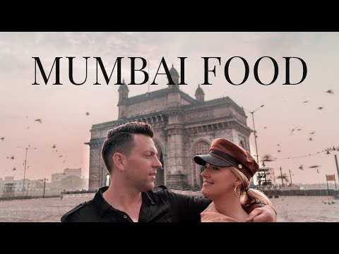 FIRST INDIAN STREET FOOD TOUR IN MUMBAI, INDIA