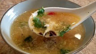 Kikkoman Chinese Style Hot & Sour Egg Drop Soup Recipe