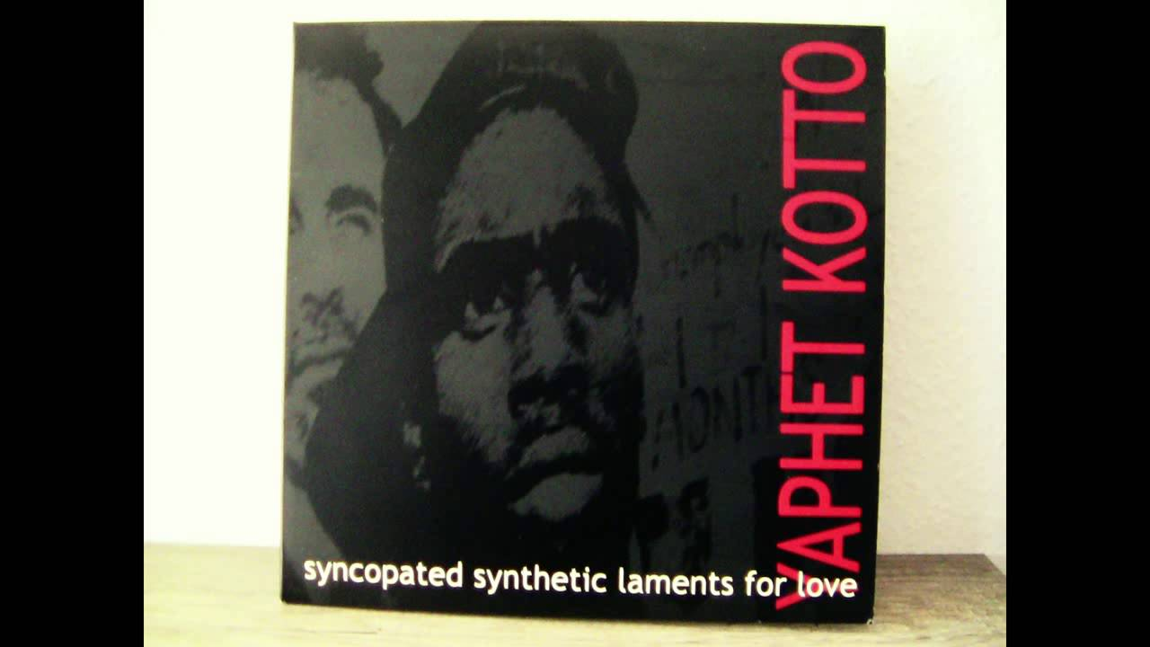 Yaphet Kotto Syncopated Synthetic Laments Love