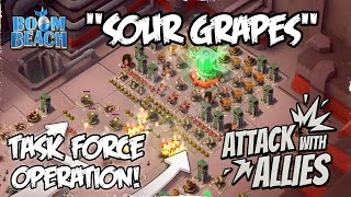 "Boom Beach - Task Force Attack Operation! | Operation ""Sour Grapes"""