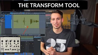 The Transform Tool in Studio One