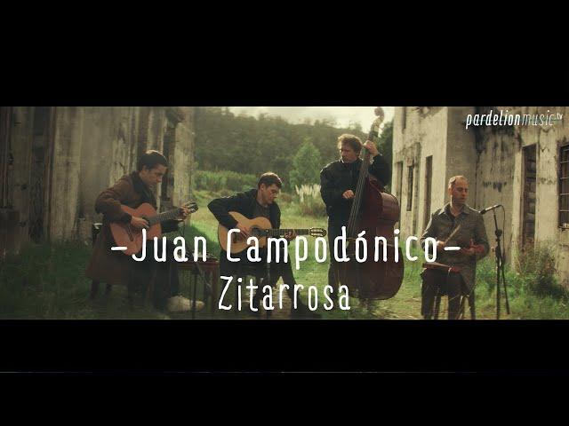 Juan Campodónico - Zitarrosa [Live on Pardelion Music]