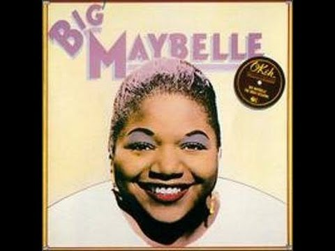 Big Maybelle  -  Ain't To Be Played With